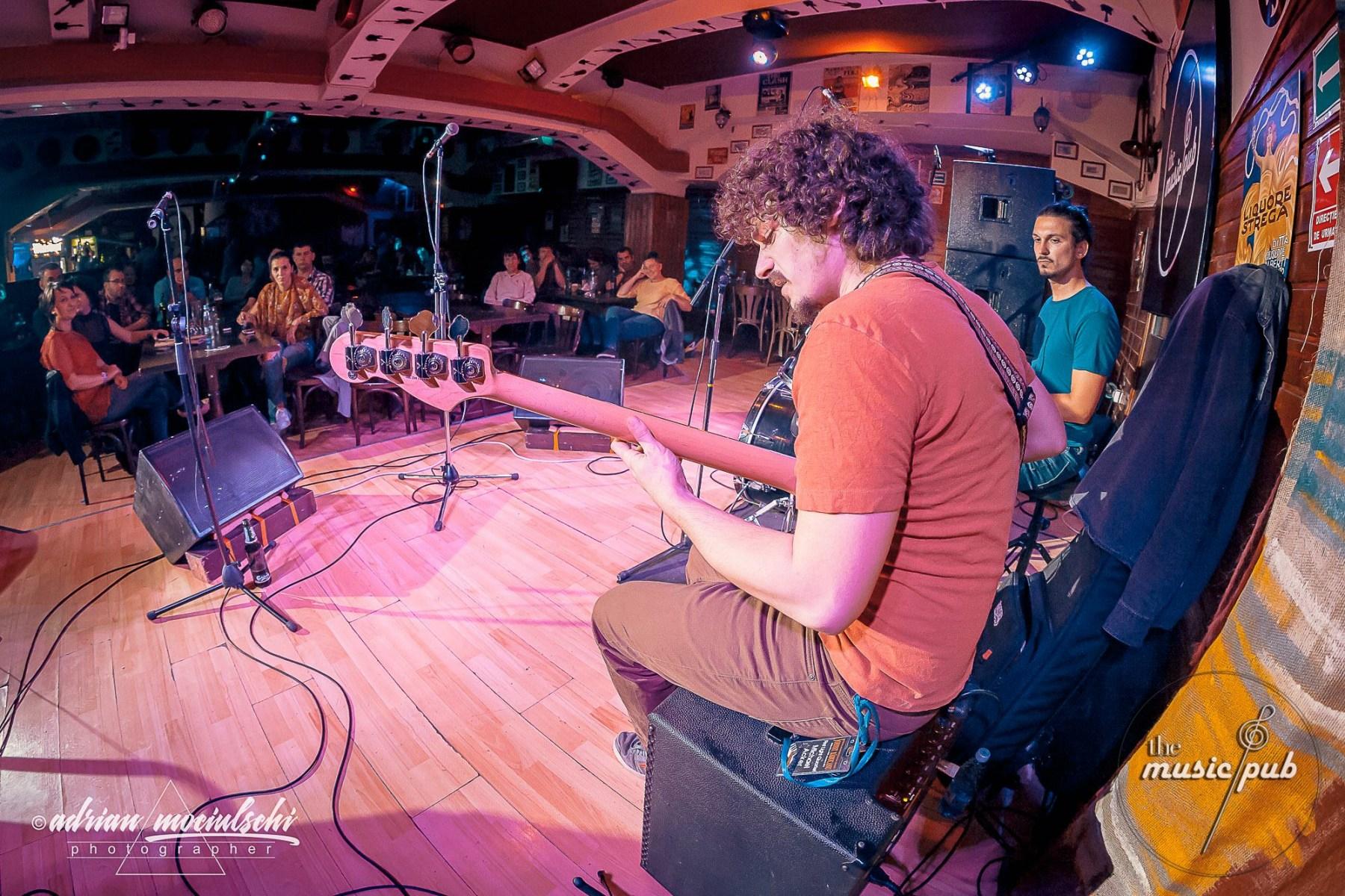 Michael Acker - Jam session @ Băila Jazz Festival