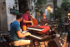 Michael Acker with  with Anton Eger & Dimitar Bodurov