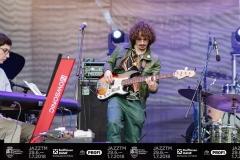 Michael Acker with KRISPER live & Smida Jazz Festival 2018