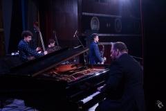 Michael Acker with Sorin Zlat Quartet live in Chișinău